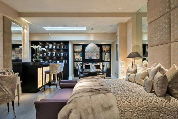 Interior Design With An Unmistakable Touch Of Glamour 33