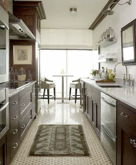 47 Best Galley Kitchen Designs Inspiring Decoration Ideas Decoholic