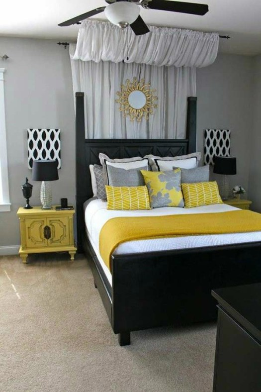 Dorm Room Ideas For Girls Color Schemes Black And White
