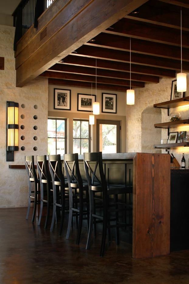 Bar Interior Design Ideas