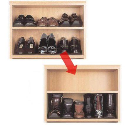 20 Clever Shoe Storage Ideas Decoholic
