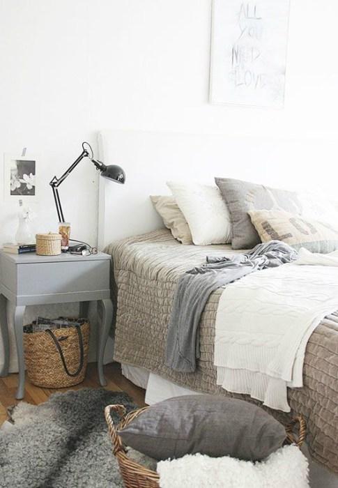 Decorar dormitorios relajantes