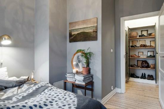 eclectic scandinavian home interior 19