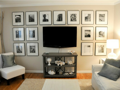 Decorating Wall Picture Ideas