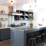 66 Gray Kitchen Design Ideas Inspiration For Grey Kitchens