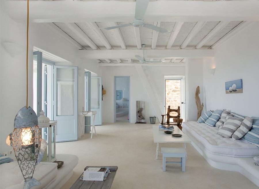 White Stucco Creates An Inspiring Vision Decoholic