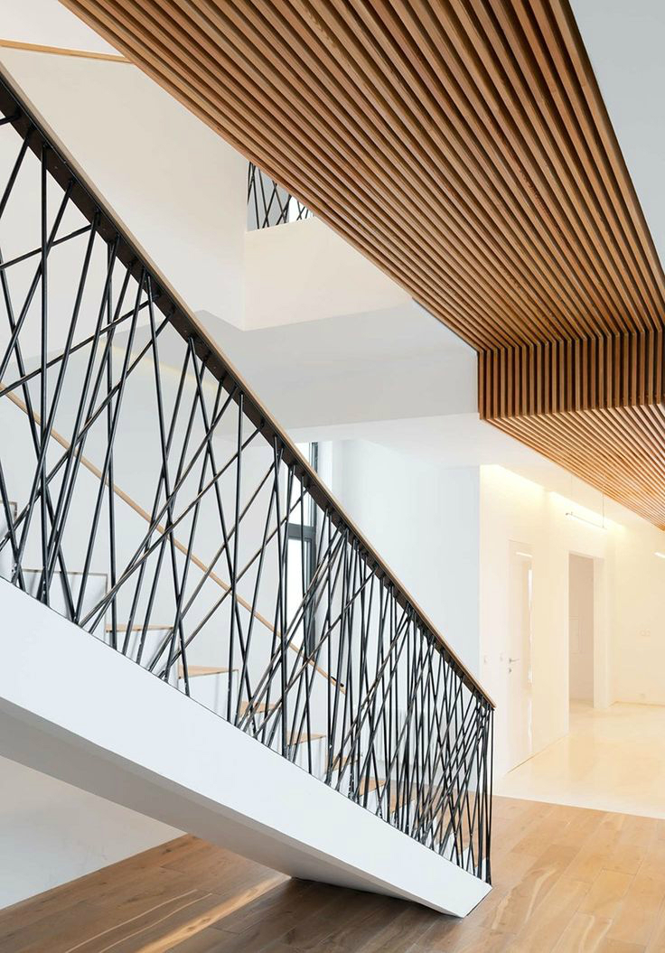 Image Result For Wood Railings For Stairs Interior
