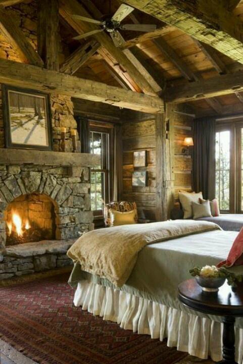 33 bedroom fireplace design ideas - decoholic