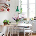 10 Stylish Table Eat In Small Kitchen Ideas Decoholic