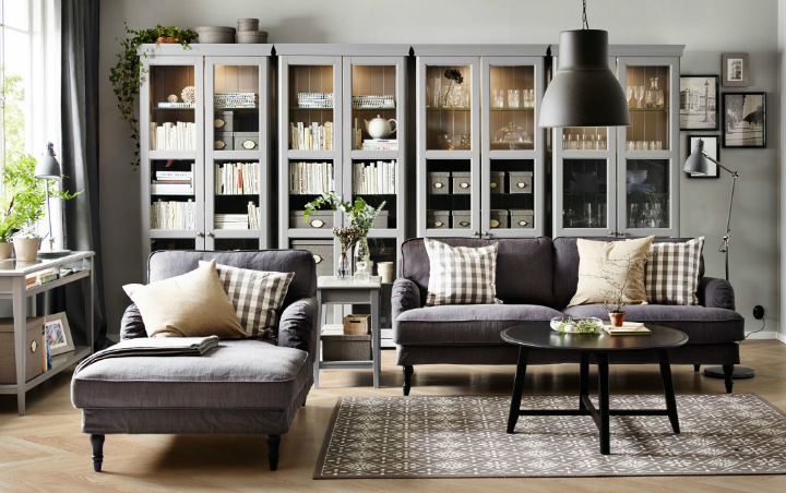 Find Your Budget-Friendly Dream Living Room (37 Pics