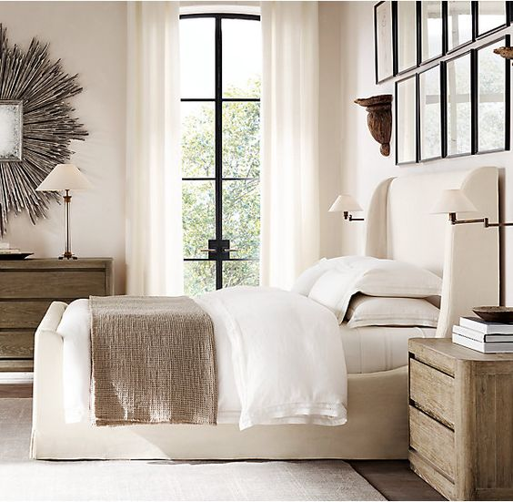 bedroom FURNITURE WITH ROUNDED EDGES