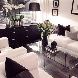 Living Room Ideas Black
