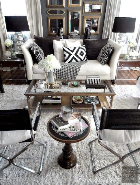 black and white living room. 48 Black And White Living Room Ideas Decoholic Decor  Conceptstructuresllc com