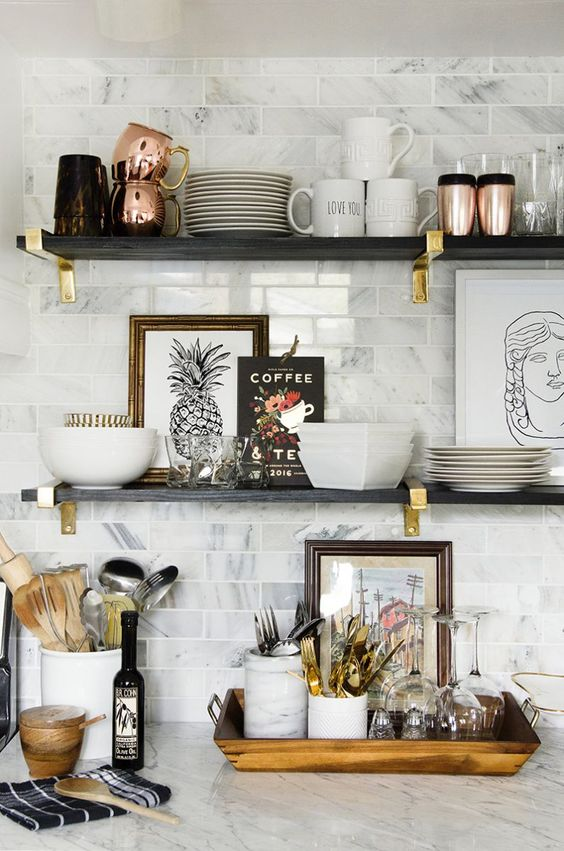 how to Style Your Kitchen Counter 5
