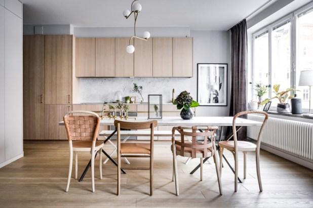 Elegantes Ostermalm-Mehrfamilienhaus Interieur 5