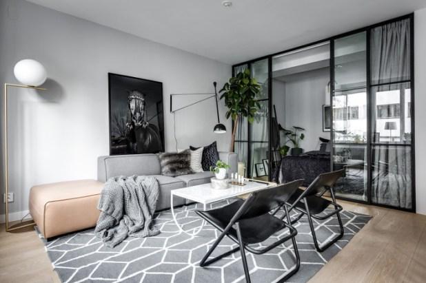 Elegantes Ostermalm-Mehrfamilienhaus