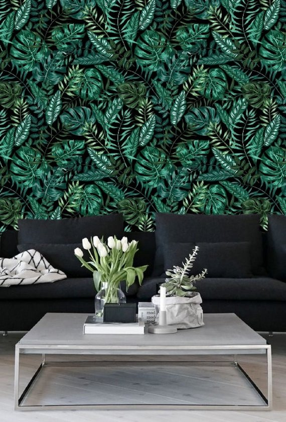 Give A Beautiful Look To Your Walls With Botanical