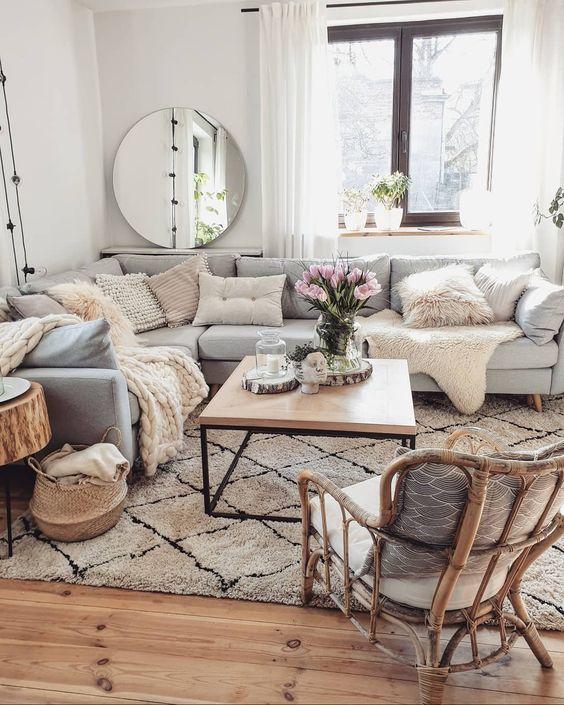 update living room decor idea on a budget 6