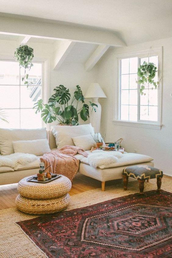 update living room decor idea on a budget 7