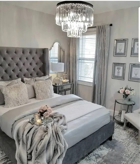 grey bedroom design concept 2