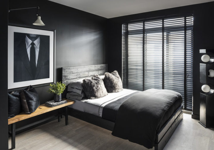 Stylish Bedroom Ideas For Men Men S Bedroom Decoholic