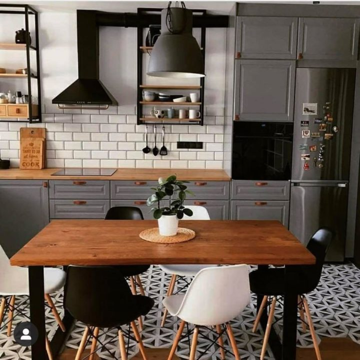 Kitchen With Gray Cabinets Why To Choose This Trend Decoholic