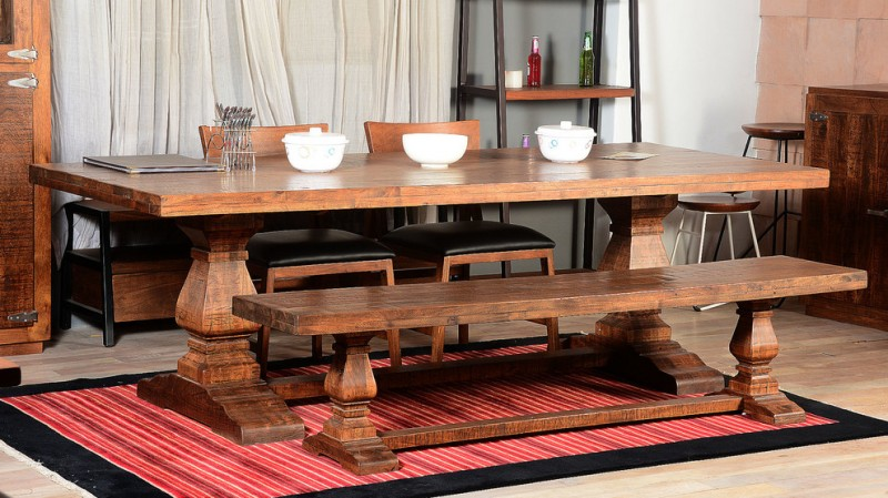 A Bench In Your Dining Sets