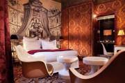 CHRISTIAN LACROIX / PARÍS, FRANCIA Hotel du Petit Moulin.