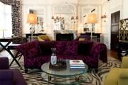 CLARIDGE HOTEL / LONDRES, GRAN BRETAÑA En 2010 Diane von Furstenberg decoró varias estancias del este hotel londinense, uno de sus favoritos (y en el que cocina el chef estrella Gordon Ramsey). A la fiesta de inauguración acudieron invitados de postín como Gwyneth Paltrow, Natalia Vodianova, Christian Louboutin o Valentino.