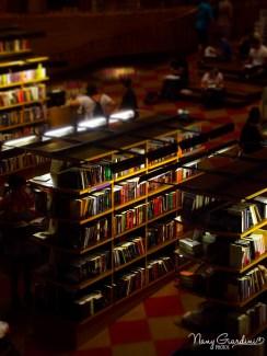 ¿Te gustan los libros? Algunas de las bibliotecas más originales