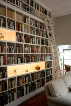 50 bibliotecas: 50 ideas para ordenar nuestros libros