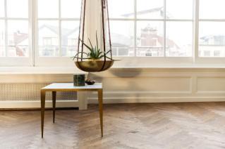 Un Loft que mezcla a la perfección una estética escandinava y minimalista
