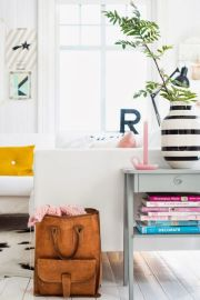 ¡Basta de blanco! 50 ideas para ponerle color a tu casa