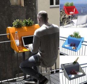 Adiós a los grandes escritorios: las nuevas tendencias de home-office