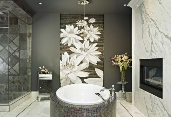 Art Ideas For The Bathroom Bathroom Design
