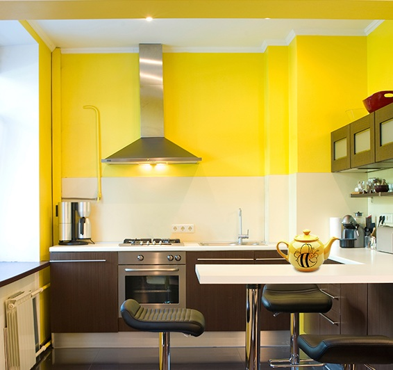 Honey Bee Kitchen Decor With Honey Bee Wallpaper For
