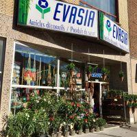 La boutique Évasia