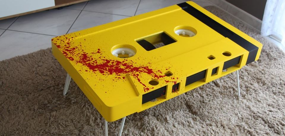 Table Kill Bill