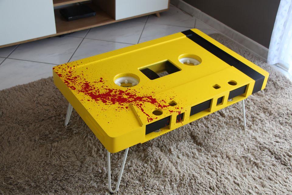 Table Kill Bill