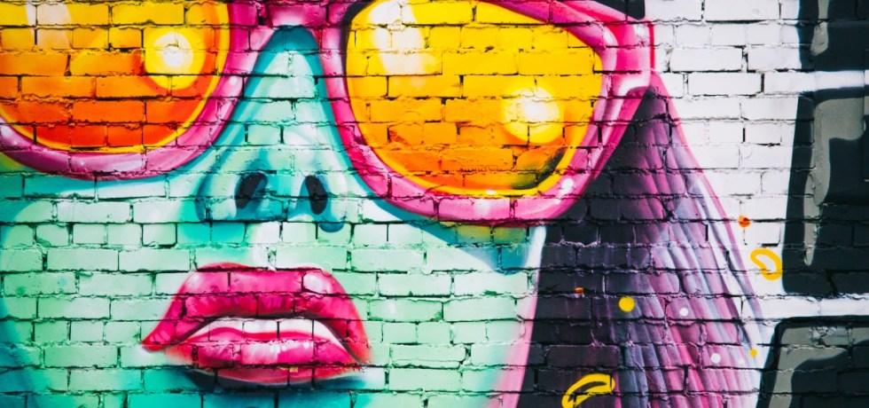 Graffiti sur le mur