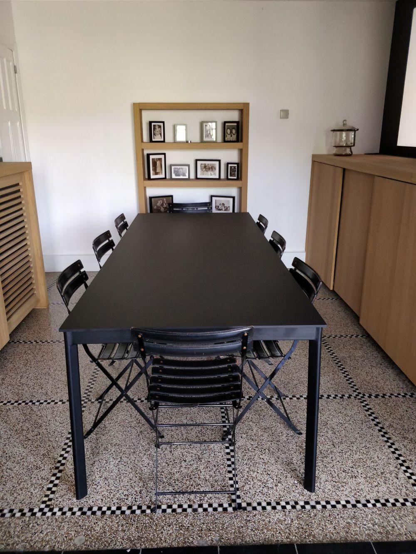 table de salle a manger standard ou