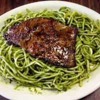 Tallarines Verdes Receta Paso a Paso Rápido y Delicioso