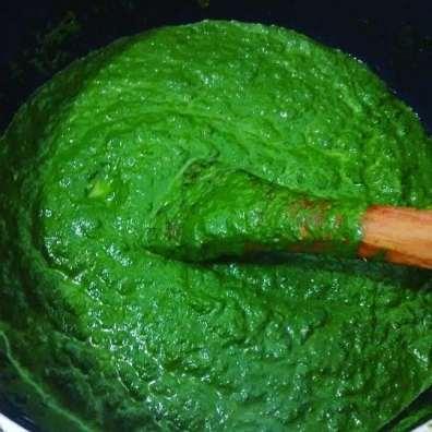 como preparar tallarines verdes