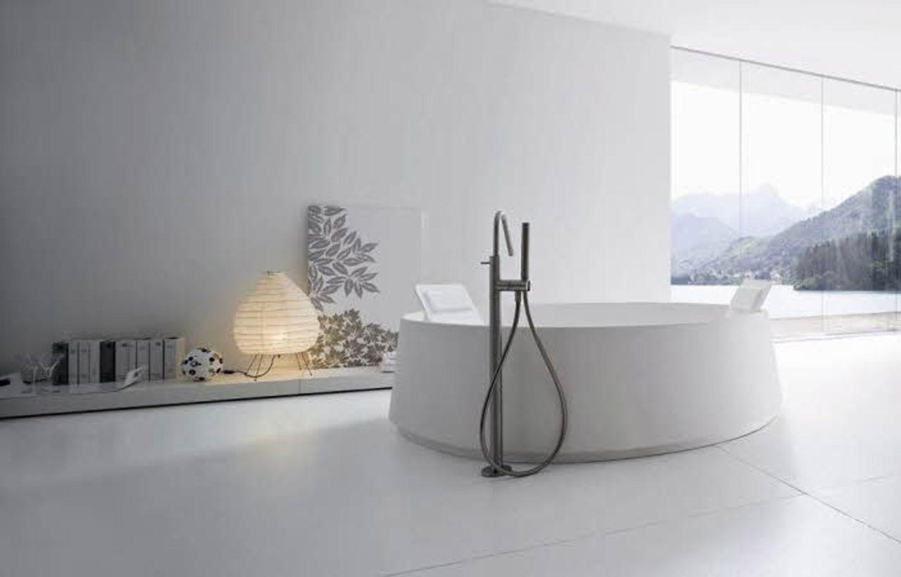 Bañera Circular Moderna :: Imágenes Y Fotos
