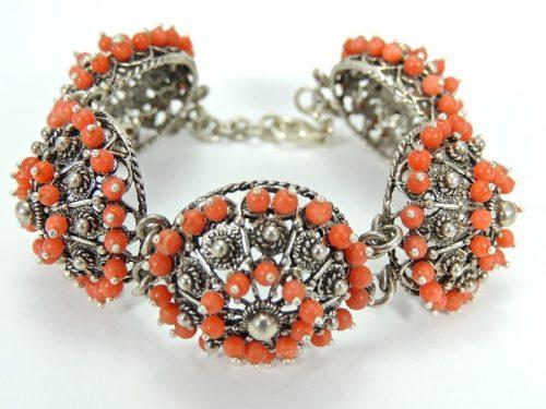 Zlarine les bijoux originaire des Balkans