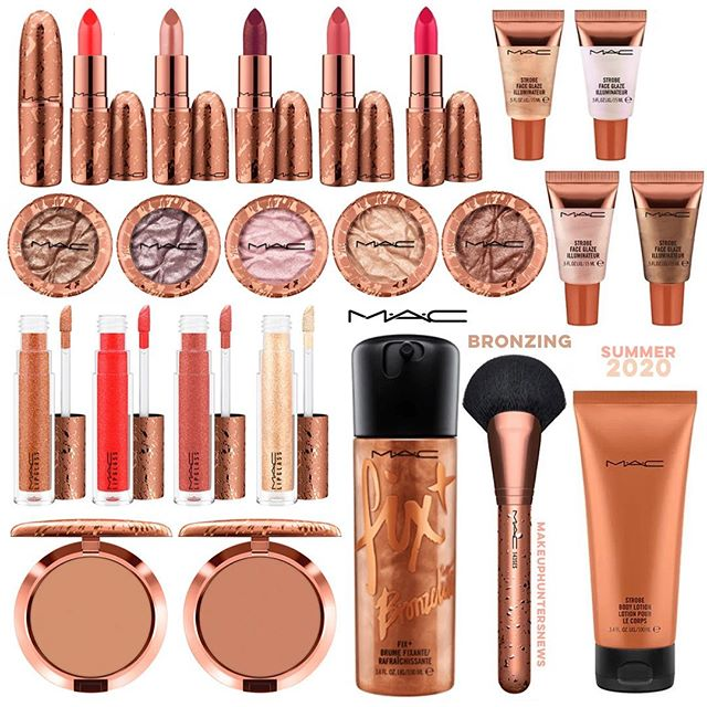 Mac Cosmetics BRONZER nouvelle collection