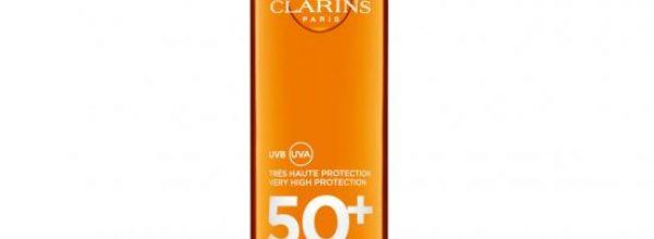 Les nouveaux soins solaires Clarins