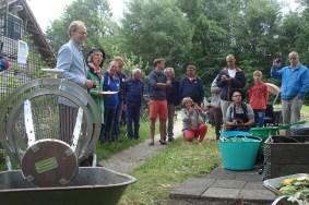 opening buurtcompost