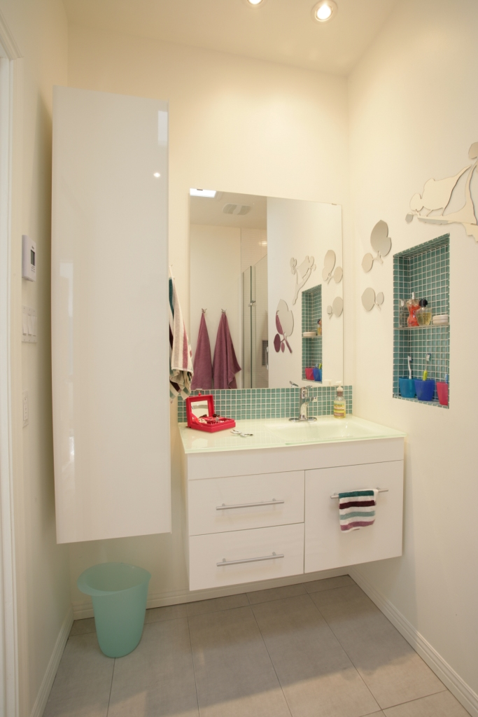 amenager une petite salle de bain