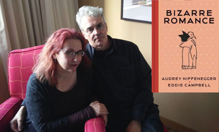 Audrey Niffenegger and Eddie Campbell